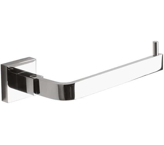 Crosswater Zeya Toilet Roll Holder Chrome - ZE029C+