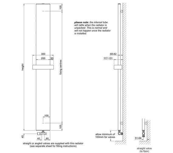 Technical drawing QS-V102763 / SVA-151-30-0336