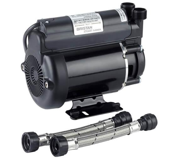 Bristan Stuart Turner 2.0 bar Single Impeller Shower Pump