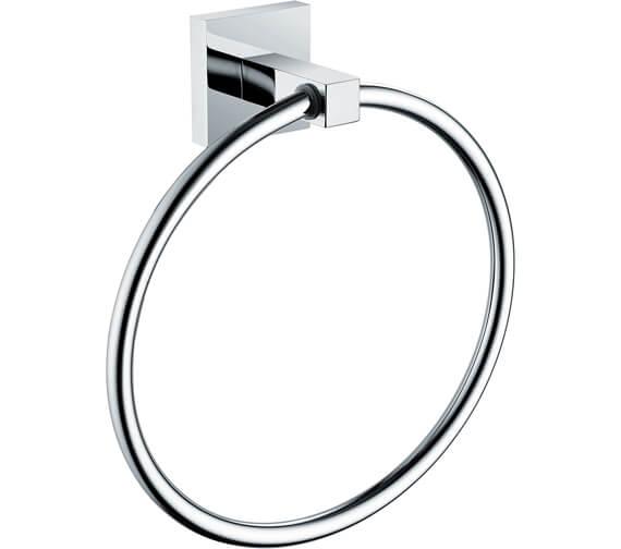 Bristan Square Towel Ring