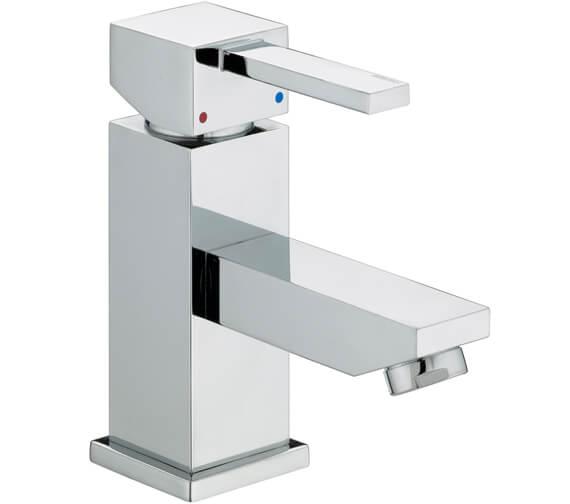 Bristan Quadrato Deck Mounted Basin Mixer Tap