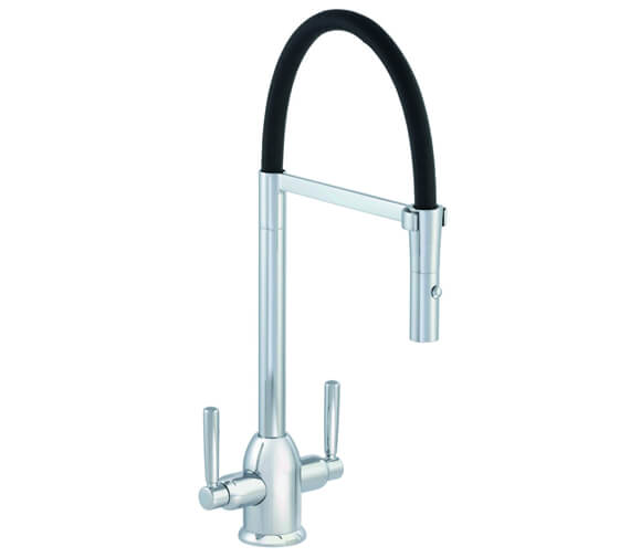 Carron Phoenix Dante Pull-Out Kitchen Sink Mixer Tap