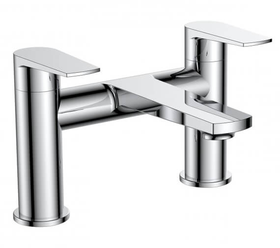 RAK Blade Dual Lever Handle Bath Filler Tap