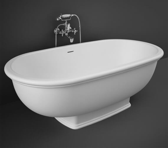 RAK Washington Freestanding Bath 1560mm X 810mm