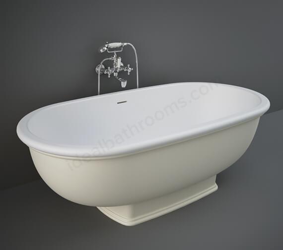 Additional image of RAK Washington Freestanding Bath 1560mm X 810mm