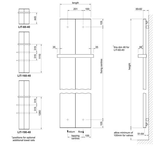 Technical drawing QS-V102771 / LI60409016