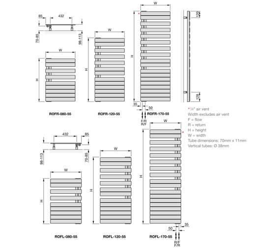 Technical drawing QS-V102692 / ROFL080055