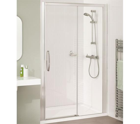 Lakes Classic Low Threshold Semi-Framed Slider Door