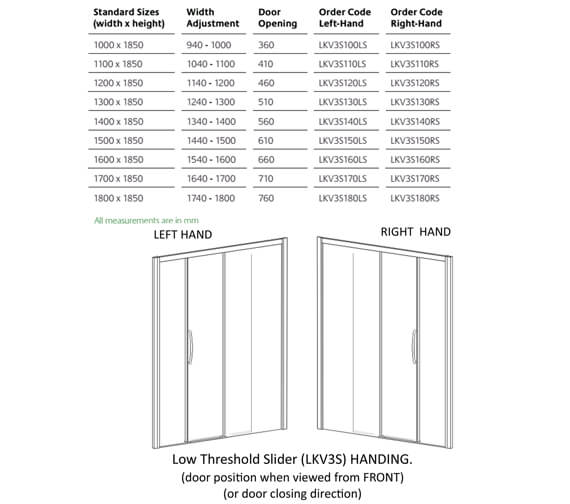 Technical drawing QS-V99453 / LKV3S100L