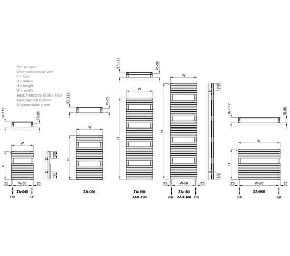 Technical drawing QS-V102696 / ZA048040