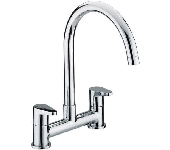 Bristan Quest Deck Kitchen Sink Mixer Tap