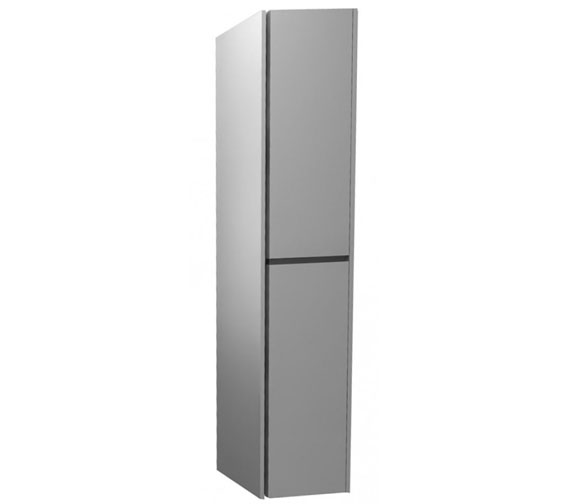 Additional image of Pura Alma 1500mm Vertical Wall Mounted Double Door Storage Unit