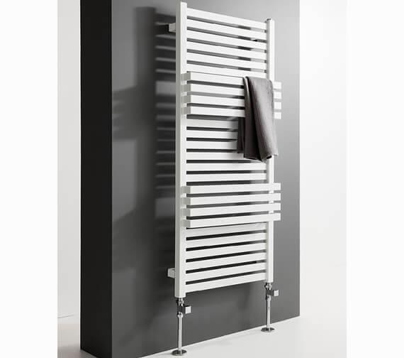 Crosswater Seattle Designer Towel Warmer - 500mm Wide