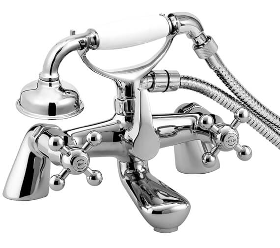 Bristan Regency Luxury Bath Shower Mixer Tap With Kit