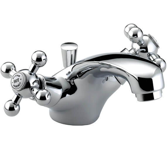 Bristan Regency Basin Mixer Tap With Pop-up Waste