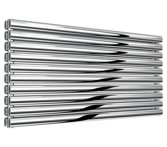 Reina Artena 590mm High Double Panel Stainless Steel Radiator