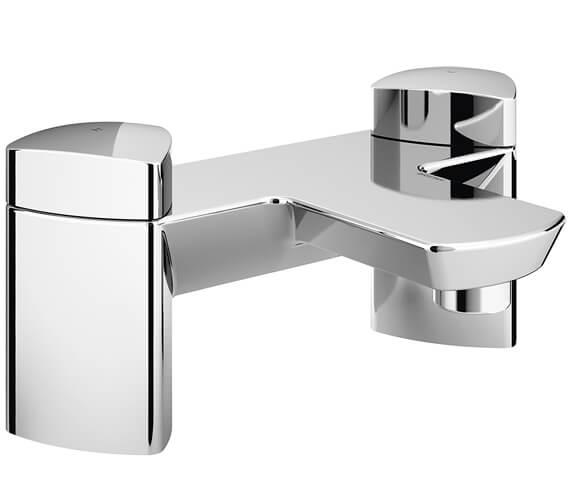 Bristan Bright Chrome Bath Filler Tap