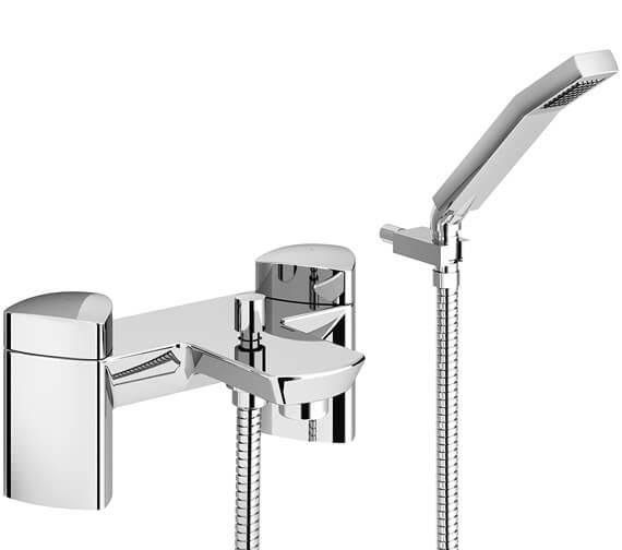 Bristan Bright Chrome Bath Shower Mixer Tap