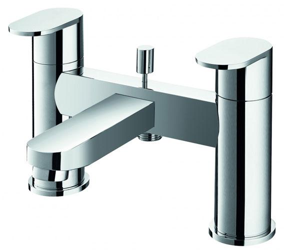 Flova Smart Bridge Style Bath And Shower Mixer Tap With Kit