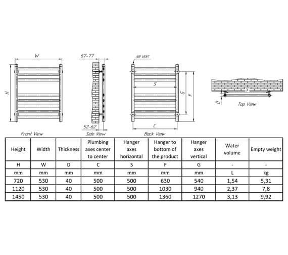 Technical drawing QS-V93916 / RNS-MSA072