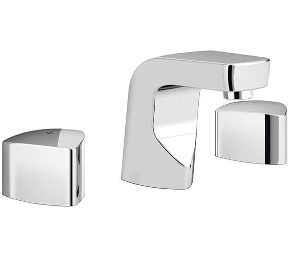 Bristan Bright 3 Hole Bath Filler Tap