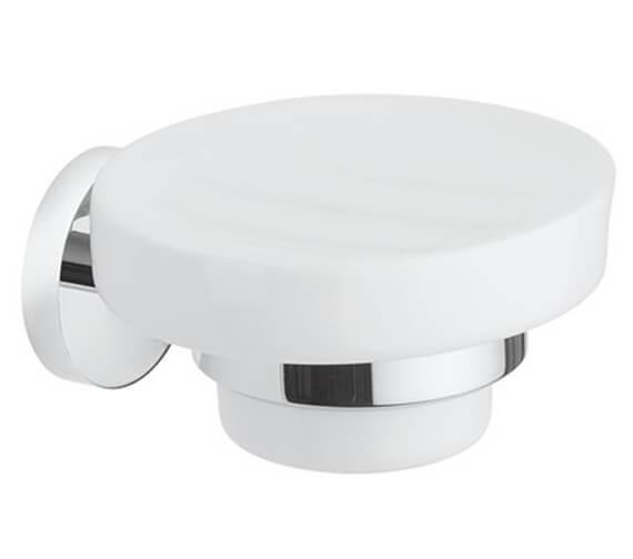 Crosswater Central Soap Holder Chrome - CE005C+