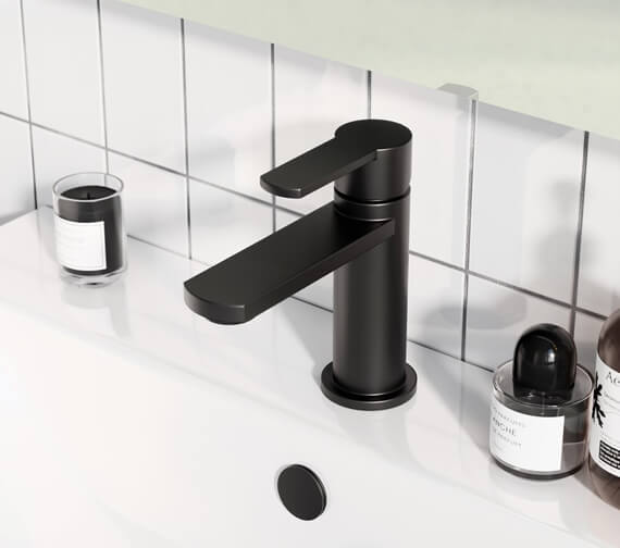 Alternate image of Crosswater Wisp Monobloc Basin Mixer Tap