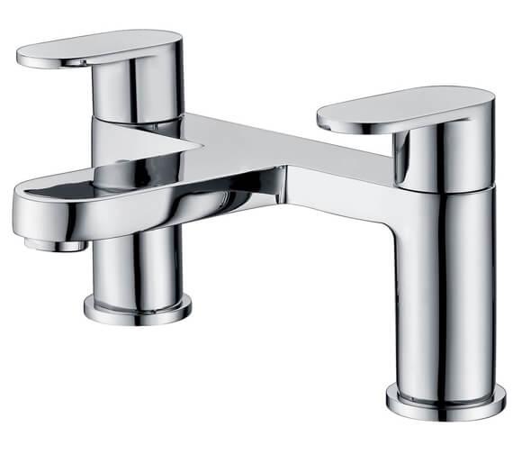 RAK Compact Chrome Plated Bath Filler Tap