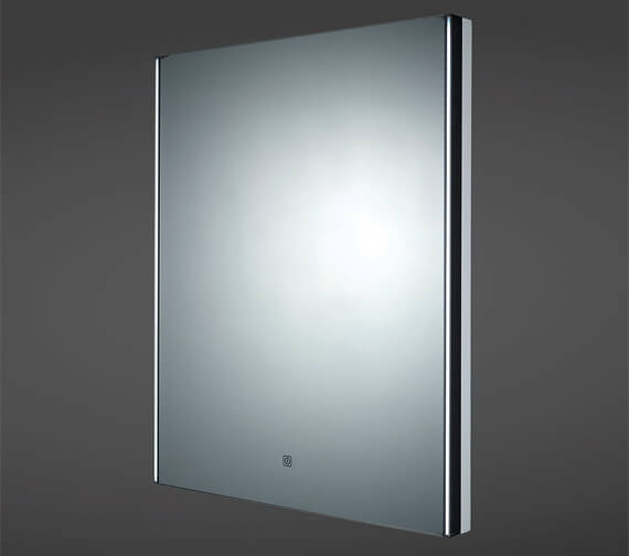 Additional image of RAK Resort LED Mirror With Demister Pad And Shaver Socket