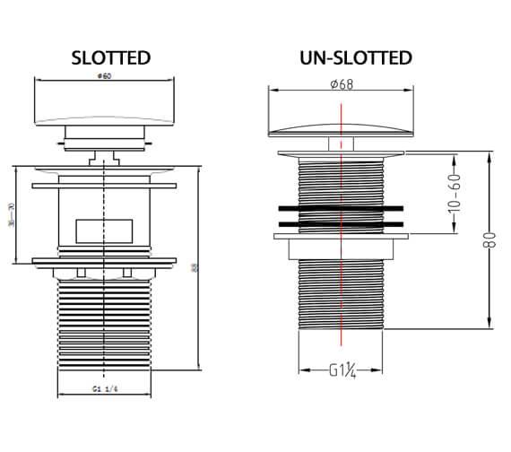 Technical drawing QS-V103087 / RAKCCW006