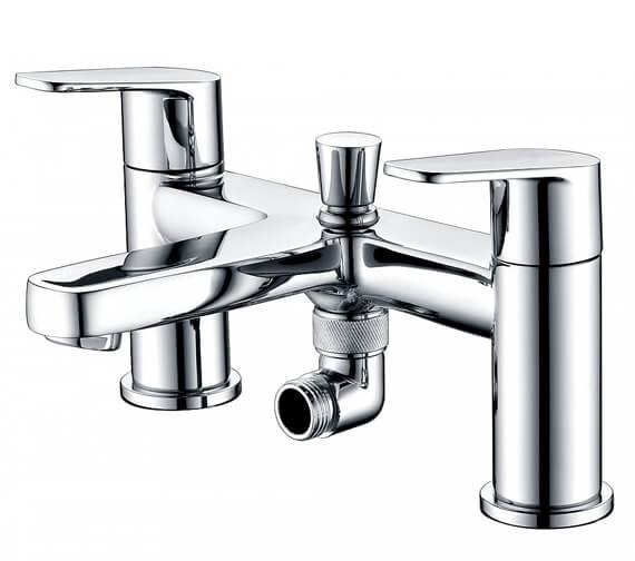 RAK Origin Bath Shower Mixer Tap With Shower Head And Holder