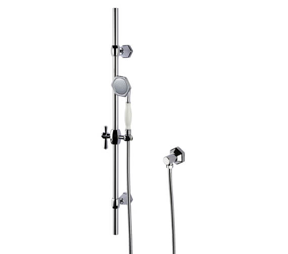 RAK Washington Slide Rail Shower Kit