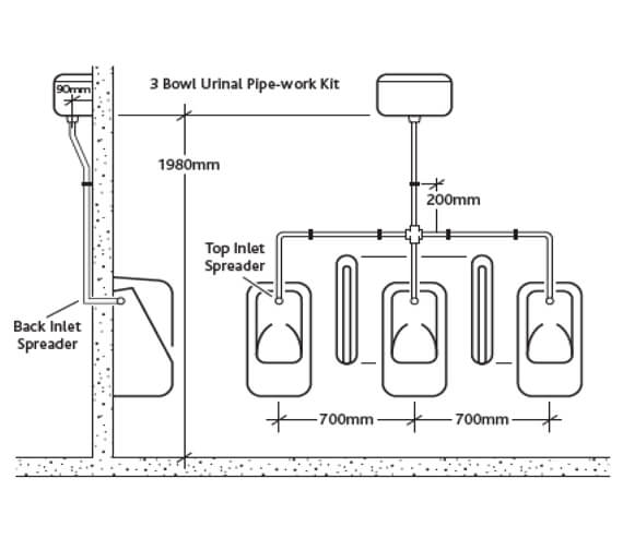 Technical drawing QS-V103102 / EXPURIPAK3