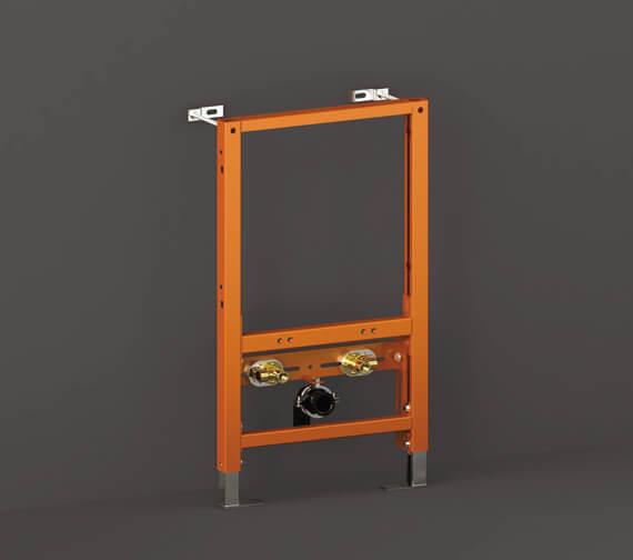 RAK Concealed Bidet Support Frame With Adjustable Fittings