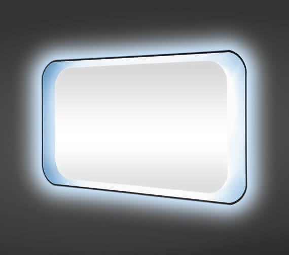 RAK Harmony LED Mirror With On-Off Switch And Demister Pad