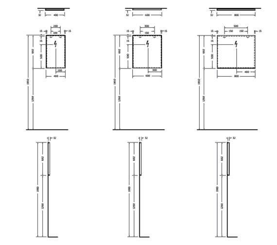 Technical drawing QS-V103133 / JOYMR04068STD