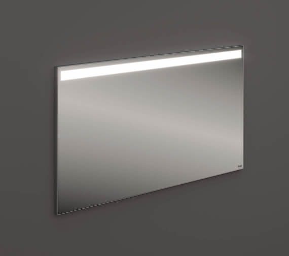 Alternate image of RAK Joy Wall Hung Bathroom Mirror With LED Light And Demister Pad
