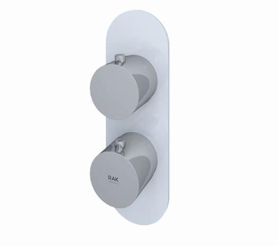 RAK Feeling Single Outlet Thermostatic Concealed Shower Valve
