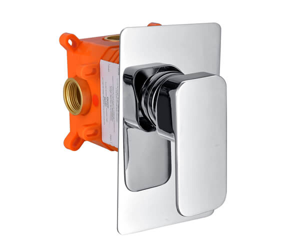 RAK Resort Thermostatic Concealed Shower Valve