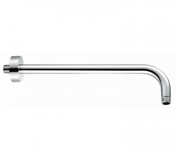 RAK Wall Mounted Round Shower Arm 300mm Length