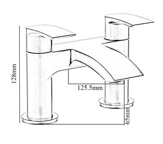 Technical drawing QS-V103184 / RAKCRV3005