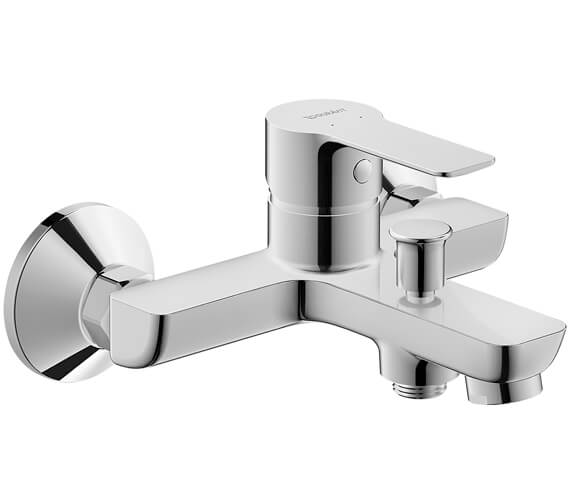 Duravit A.1 Single Lever Bath Mixer Tap For Exposed Installation