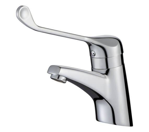 RAK Sequential Thermostatic Basin Mixer Tap - Chrome