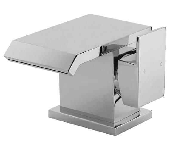 RAK Art Cubis Deck Mounted Basin Mixer Tap