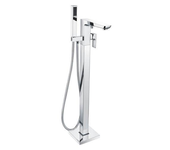 RAK Moon Freestanding Bath Shower Mixer Tap