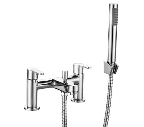 RAK Morning Bath Shower Mixer Tap Deck Mounted