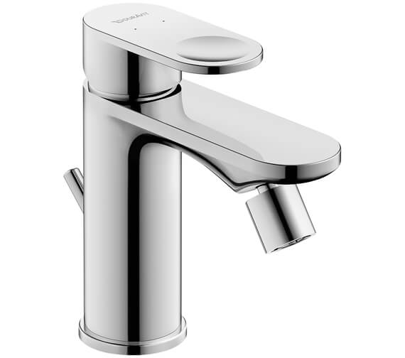Duravit B.3 Single Lever Bidet Mixer Tap With Pop Up Waste