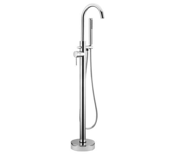 RAK Prima Tech Freestanding Bath Shower Mixer Tap