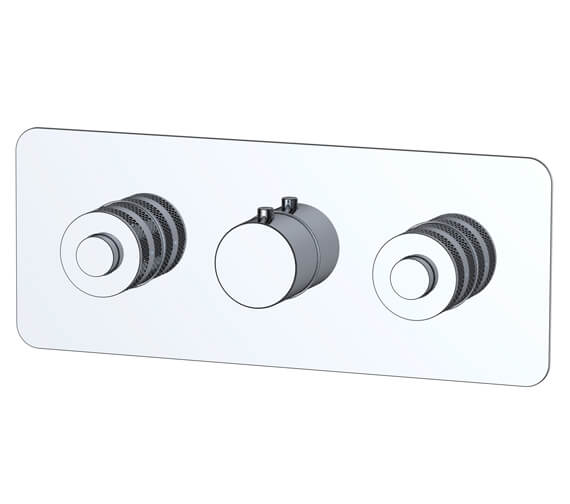 Additional image of RAK Prima Tech Thermostatic 1 Outlet Concealed Shower Valve