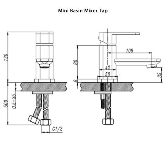 Technical drawing QS-V103232 / RAK71011-2